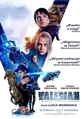 [ONLINE]Valerian i Miasto Tysiąca Planet / Valerian and the City of a Thousand Planets (2017) PLDUB.MD.1080p.WEB-DL.x264.AC3-HcI / Dubbing pl