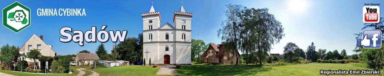 Strona o wsi Sądów - gmina Cybinka