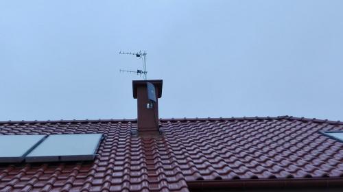 Prawidłowy montaż 2 anten LTE atk-10