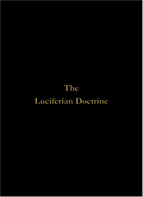 Anonymous - The Luciferian Doctrine/ Audiobook - Anonymous_Author
