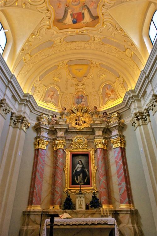 Kaplica Paryska w bazylice o.Dominikanów