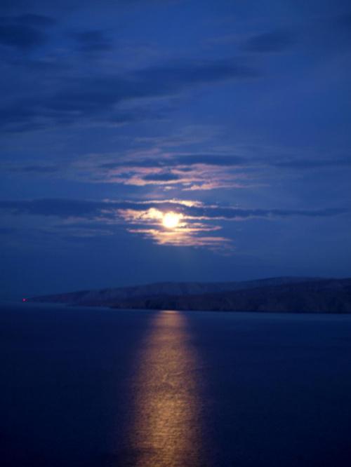 Pełnia księżyca :-)