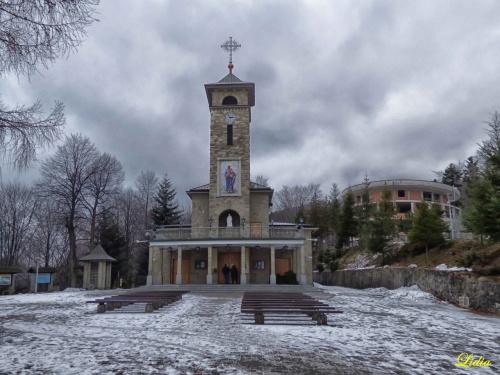Sanktuarium M.B. w Szczyrku